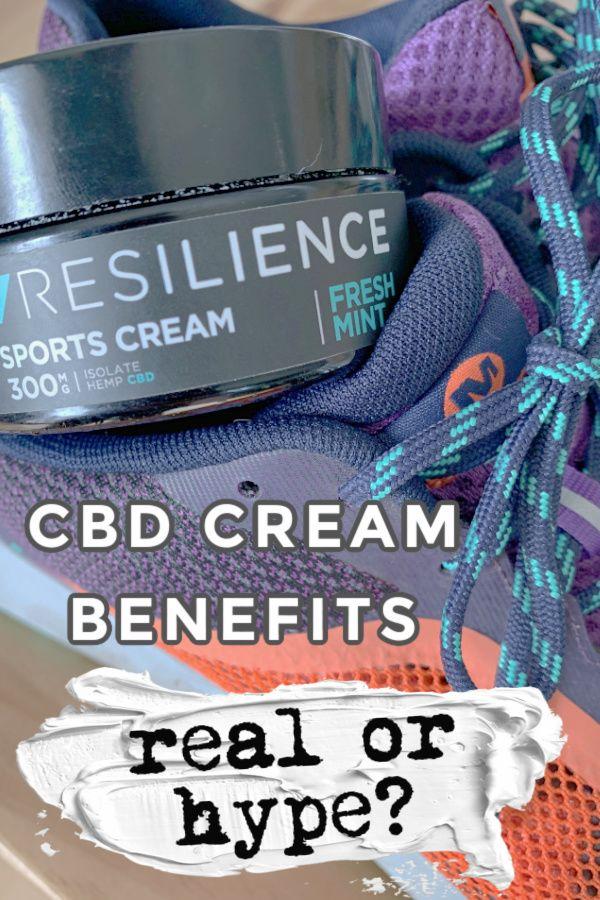 does CBD cream work