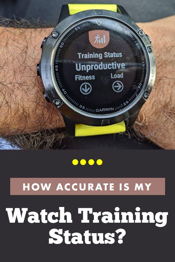 Garmin Training Status