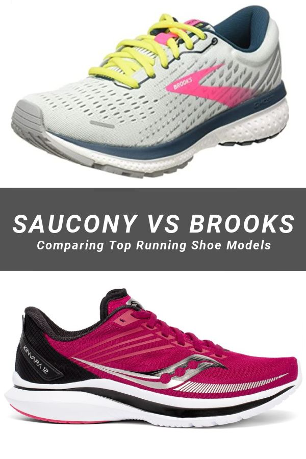 Brooks Vs Saucony