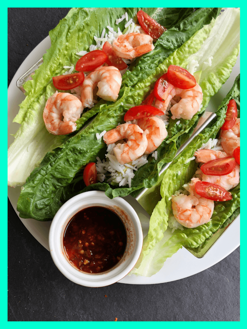 lettuce shrimp boats